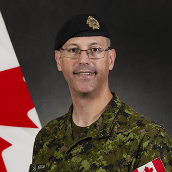 Major Guy Bériau