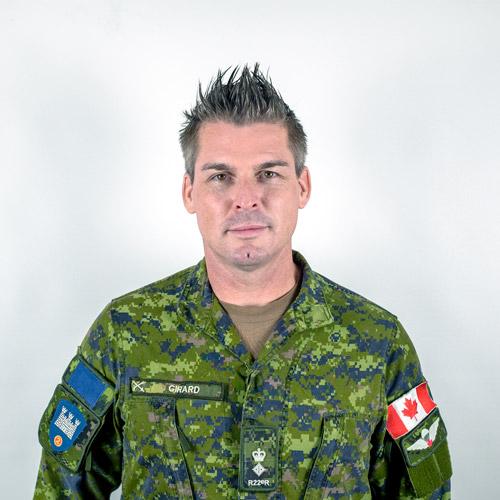 Lieutenant-colonel Girard