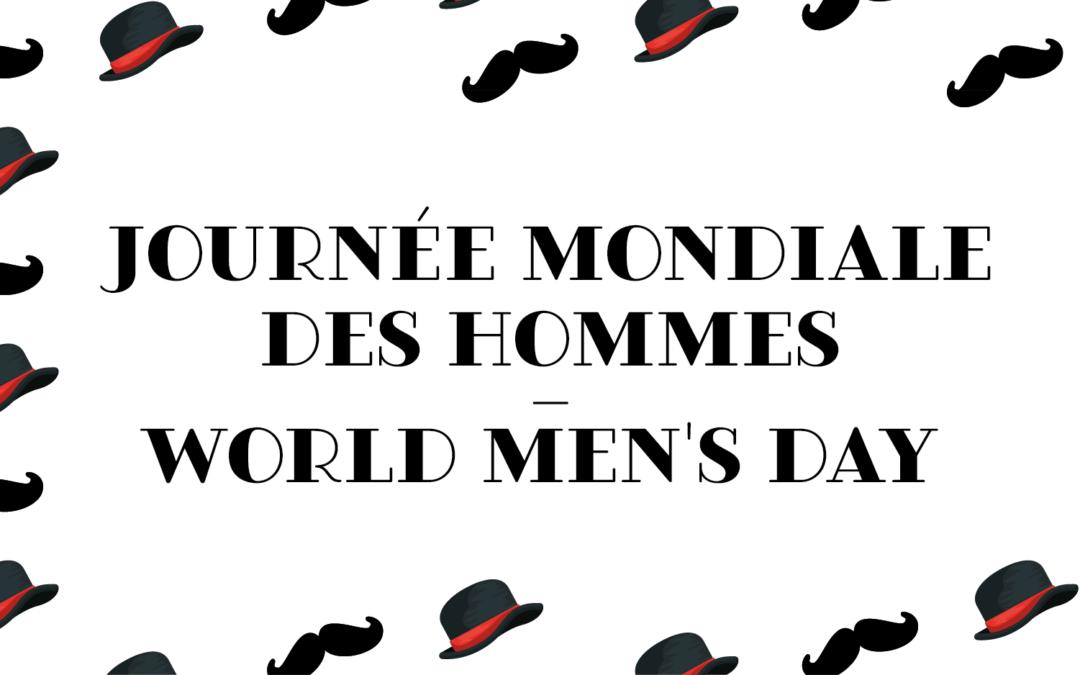 Journée mondiale des hommes